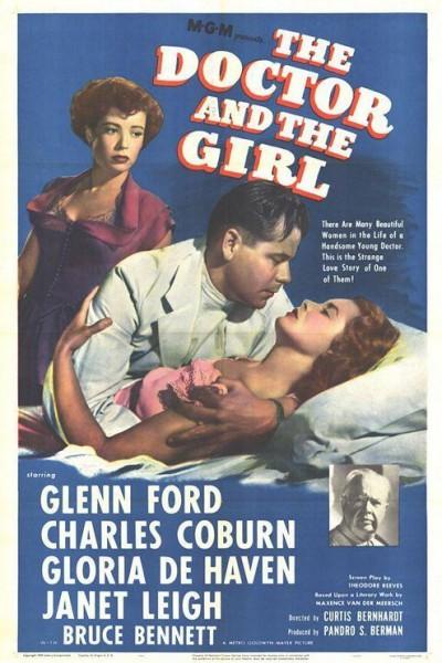 Caratula, cartel, poster o portada de The Doctor and the Girl