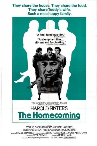 Caratula, cartel, poster o portada de Regreso al hogar