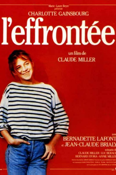 Caratula, cartel, poster o portada de L\'effrontée (Charlotte and Lulu)