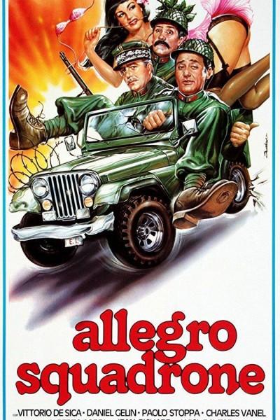 Caratula, cartel, poster o portada de L\'allegro squadrone