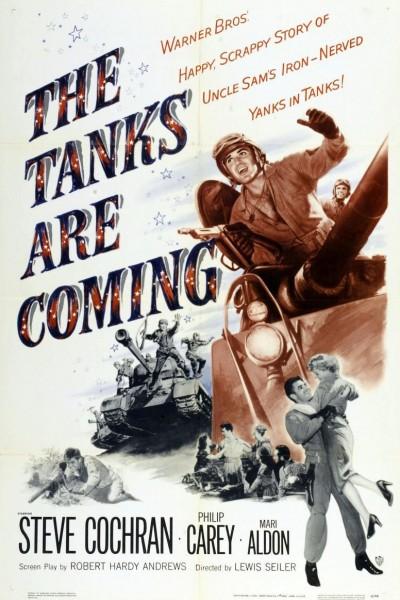 Caratula, cartel, poster o portada de The Tanks Are Coming
