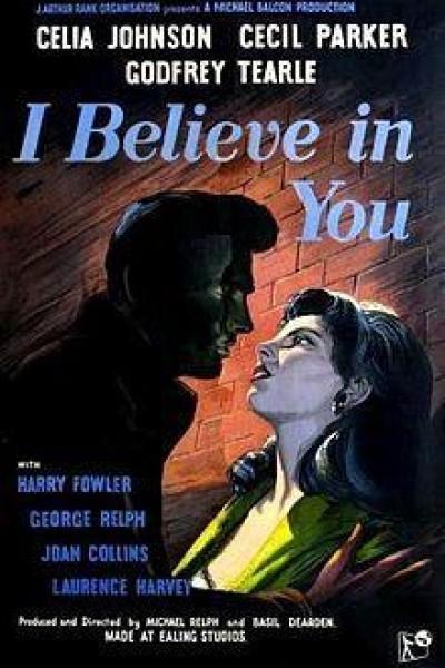 Caratula, cartel, poster o portada de I Believe in You