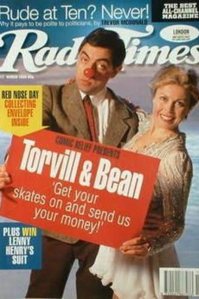 Caratula, cartel, poster o portada de Mr. Bean: Torvill and Bean