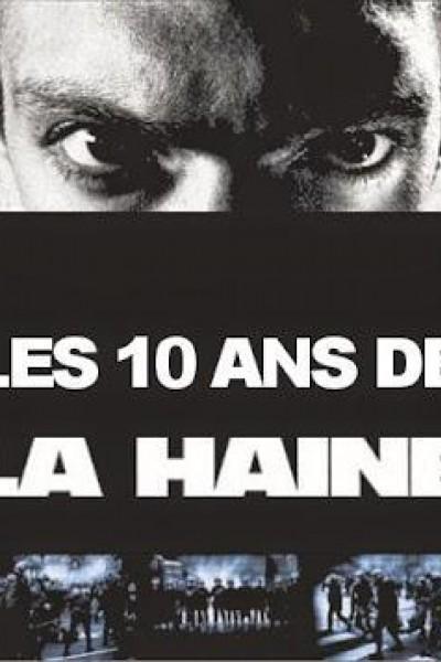 """Caratula, cartel, poster o portada de 10 años después de \""""El odio\"""""""