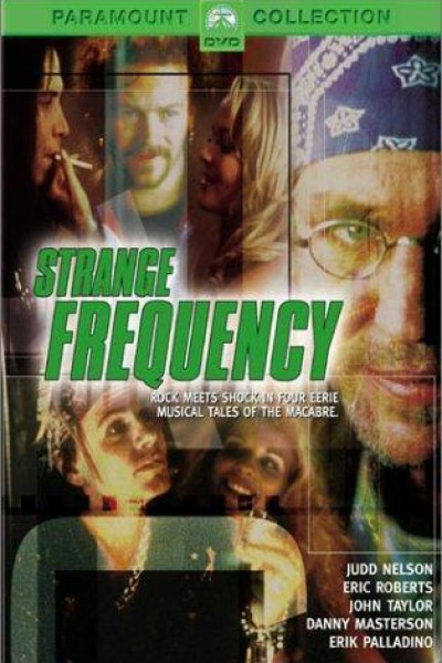 Caratula, cartel, poster o portada de Strange Frequency