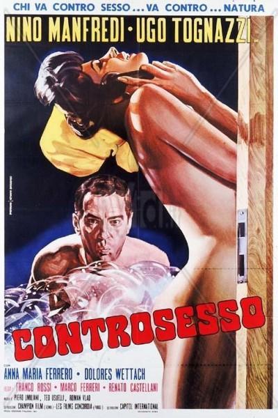 Caratula, cartel, poster o portada de Controsesso