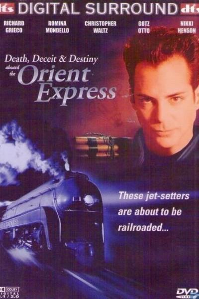 Caratula, cartel, poster o portada de Death, Deceit & Destiny Aboard the Orient Express