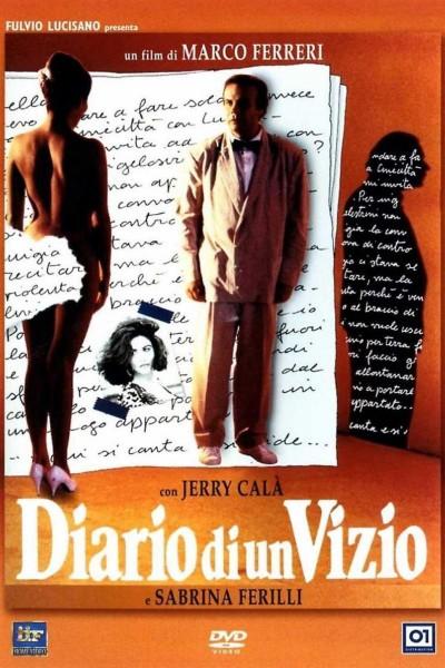 Caratula, cartel, poster o portada de Diario de un vicio