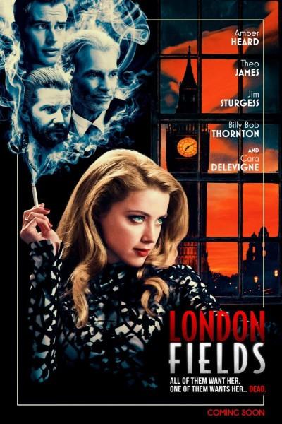Caratula, cartel, poster o portada de London Fields