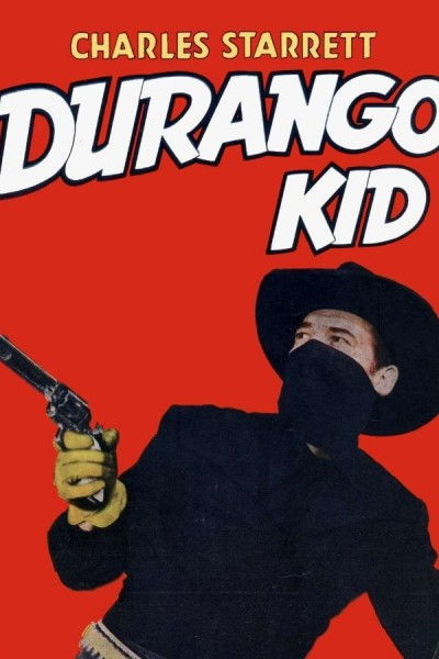 Caratula, cartel, poster o portada de The Durango Kid