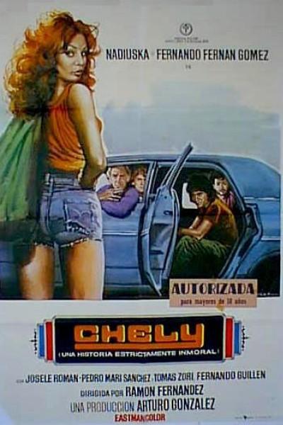 Caratula, cartel, poster o portada de Chely