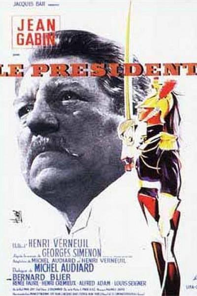 Caratula, cartel, poster o portada de El presidente