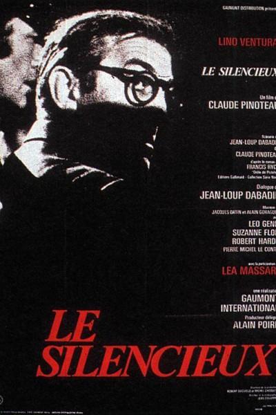 Caratula, cartel, poster o portada de El silencioso