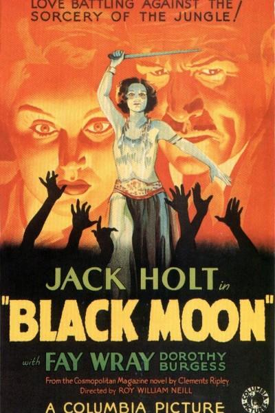 Caratula, cartel, poster o portada de Black Moon