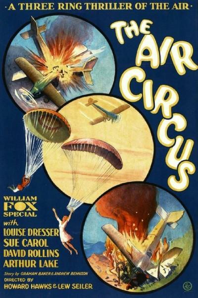 Caratula, cartel, poster o portada de Por las rutas del cielo