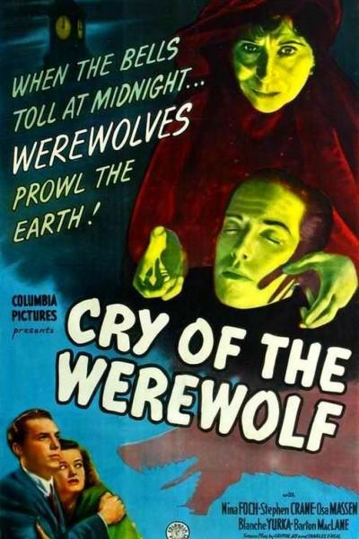 Caratula, cartel, poster o portada de Cry of the Werewolf