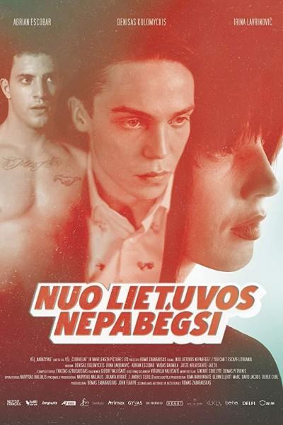 Caratula, cartel, poster o portada de No escaparás de Lituania