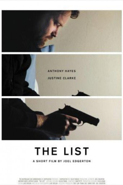 Caratula, cartel, poster o portada de The List