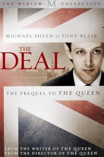 Caratula, cartel, poster o portada de The Deal