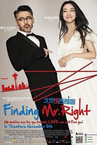Caratula, cartel, poster o portada de Finding Mr. Right