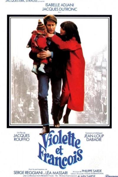 Caratula, cartel, poster o portada de Violette & François