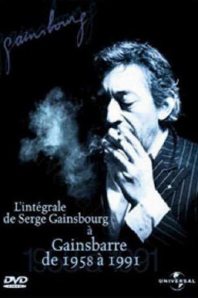 Caratula, cartel, poster o portada de De Serge Gainsbourg à Gainsbarre de 1958 - 1991