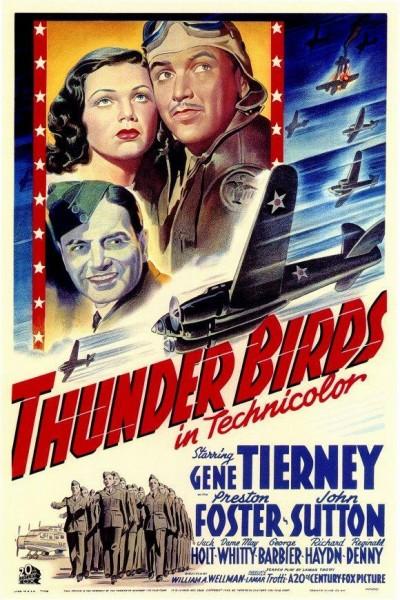 Caratula, cartel, poster o portada de Thunder Birds