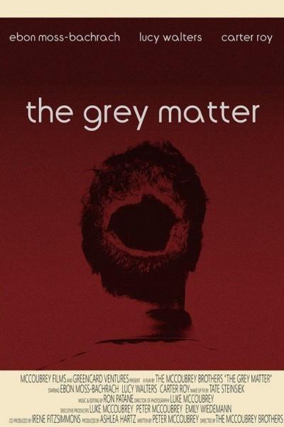 Caratula, cartel, poster o portada de The Grey Matter