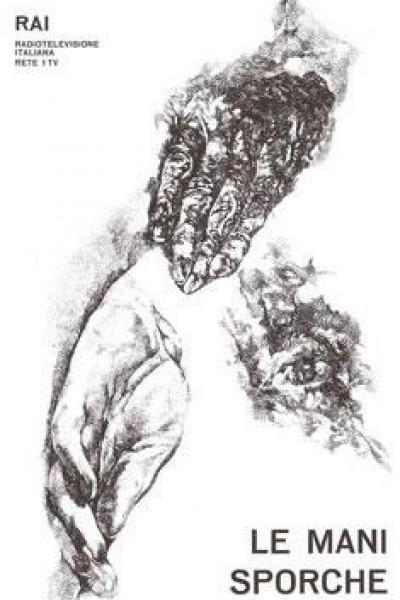 Caratula, cartel, poster o portada de Le mani sporche