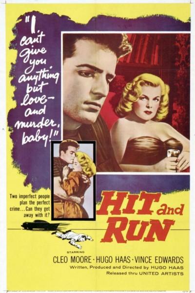 Caratula, cartel, poster o portada de Hit and Run