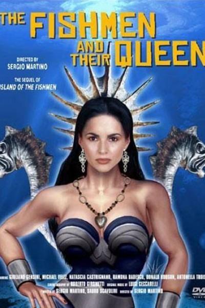 Caratula, cartel, poster o portada de The Fishmen and Their Queen