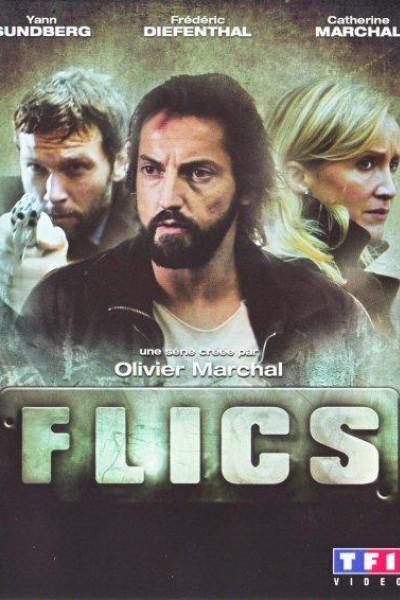 Caratula, cartel, poster o portada de Flics