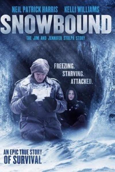 Caratula, cartel, poster o portada de Infierno bajo la nieve