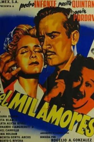 Caratula, cartel, poster o portada de El mil amores