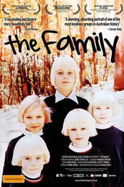 Caratula, cartel, poster o portada de La familia. El legado siniestro de una secta