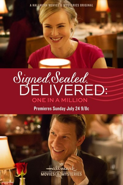 Caratula, cartel, poster o portada de Signed, Sealed, Delivered: One in a Million
