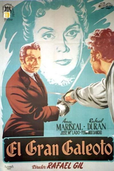 Caratula, cartel, poster o portada de El gran Galeoto