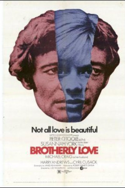 Caratula, cartel, poster o portada de No todo amor es hermoso