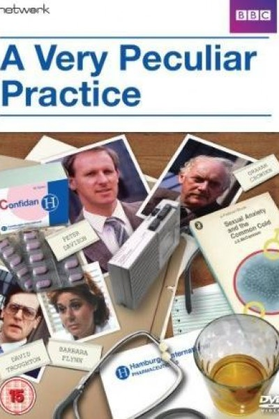 Caratula, cartel, poster o portada de A Very Peculiar Practice