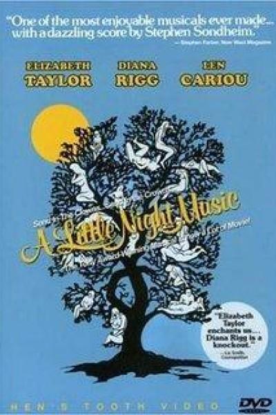 Caratula, cartel, poster o portada de A Little Night Music