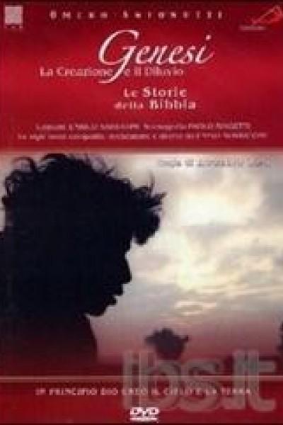 Caratula, cartel, poster o portada de Génesis: La Biblia