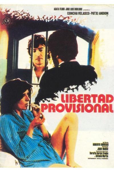 Caratula, cartel, poster o portada de Libertad provisional