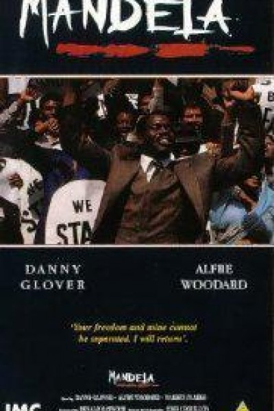 Caratula, cartel, poster o portada de Mandela