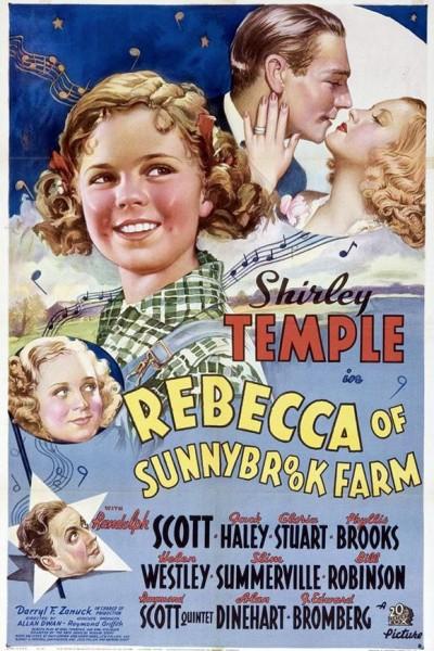 Caratula, cartel, poster o portada de Rebecca of Sunnybrook Farm