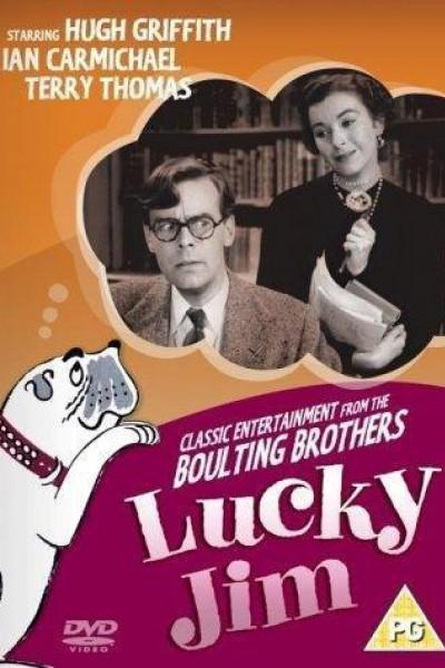 Caratula, cartel, poster o portada de Lucky Jim