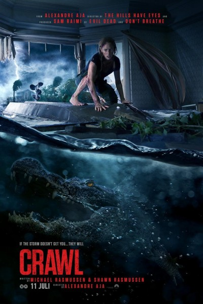 Caratula, cartel, poster o portada de Infierno bajo el agua