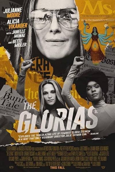 Caratula, cartel, poster o portada de The Glorias