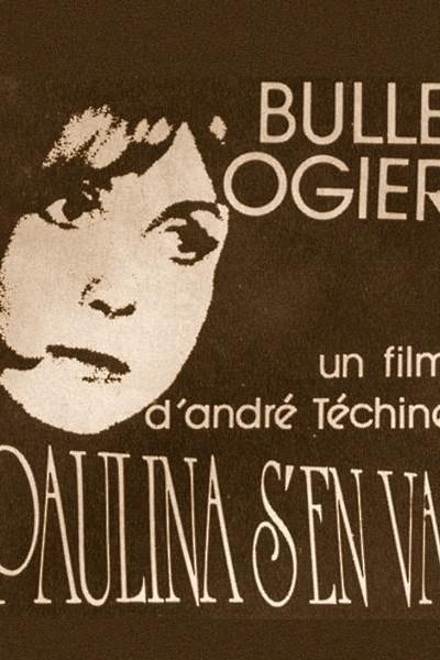 Caratula, cartel, poster o portada de Paulina s\'en va