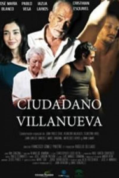 Caratula, cartel, poster o portada de Ciudadano Villanueva