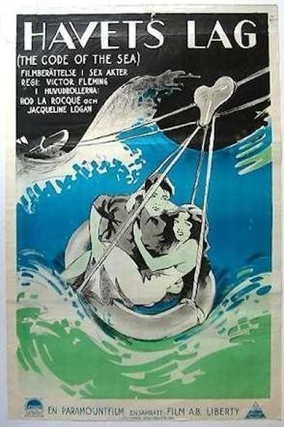Caratula, cartel, poster o portada de Code of the Sea